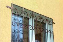 Решетки оконые